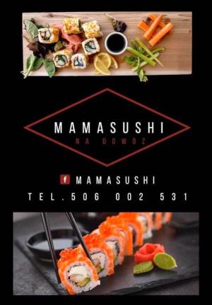 Sushi na dowóz Darłowo